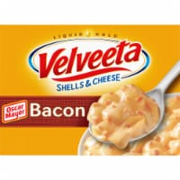 Velveeta Bacon Shells & Cheese - 10.3 oz