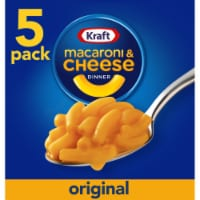 Kraft Original Flavor Macaroni & Cheese Dinner Multipack