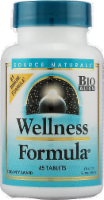 Source Naturals Wellness Formula Immune Support Tablets