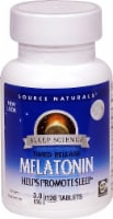 Source Naturals  Melatonin Timed Release