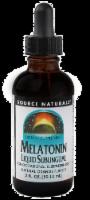 Source Naturals Melatonin Liquid Orange Flavor Sublingual Dietary Supplement - 2 fl oz