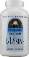 Source Naturals  Free Form L-Lysine