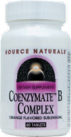 Source Naturals Coenzymate B Complex Orange Flavored Tablets