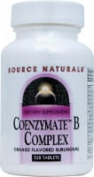 Source Naturals Coenzymate B Complex Sublingual Orange Flavored Tablets
