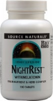 Source Naturals  NightRest™ with Melatonin