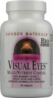 Source Naturals Visual Eyes™ Multi-Nutrient Complex Tablets 90 Count