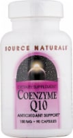 Source Naturals Coenzyme Q10 Capsules 100mg