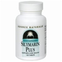 Source Naturals Silymarin Plus Liver Health Dietary Supplement