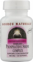 Source Naturals  Phosphatidyl Serine Complex Stabilized