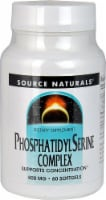 Source Naturals  Phosphatidyl Serine Complex Stabilized