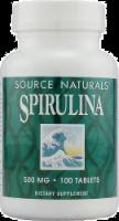 Source Naturals Spirulina Dietary Supplement 500 mg - 100 ct