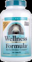 Source Naturals Wellness Formula Herbal Defense Tablets