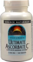 Source Naturals Ultimate Ascorbate C Tablets 1000mg