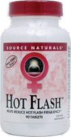 Source Naturals Hot Flash Tablets - 90 ct