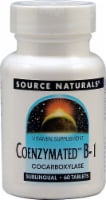 Source Naturals Coenzymated B-1 Tablets