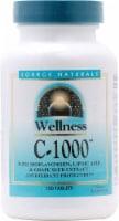 Source Naturals Wellness C-1000 Tablets