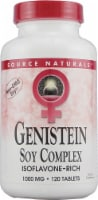 Source Naturals  Genistein Soy Complex for Women