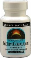 Source Naturals MethylCobalamin Vitamin B12 Cherry Lozenges 1mg