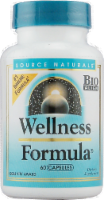 Source Naturals Wellness Formula Capsules