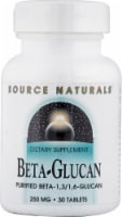 Source Naturals Beta Glucan Tablets 250mg