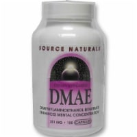 Source Naturals  DMAE - 351 mg - 100 Capsules