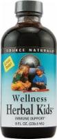 Source Naturals Wellness Herbal Kids Liquid Peppermint