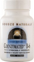 Source Naturals Coenzymated B-6 Tablets 100mg