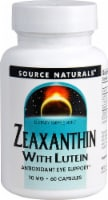 Source Naturals Zeaxanthin with Lutein Capsules 10mg 60 Count