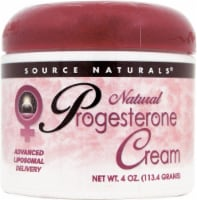 Source Naturals  Natural Progesterone Cream
