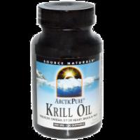 Source Naturals Krill Oil 500 mg Softgels