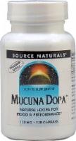 Source Naturals Mucuna Dopa Capsules 100 mg - 120 ct