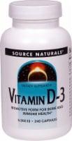 Source Naturals Vitamin D-3 Capsules 5000IU