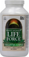 Source Naturals Life Force Vegan Multiple No Iron Tablets