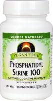 Source Naturals Vegan True Phosphatidyl Serine Capsules 100 mg