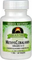 Source Naturals  Vegan True™ MethylCobalamin
