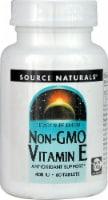 Source Naturals Non-GMO Vitamin E Tablets 400IU - 60 ct