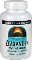 Source Naturals Zeaxanthin with Lutein Capsules 10mg 120 Count