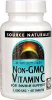 Source Naturals Non-GMO Vitamin C Tablets 1000mg