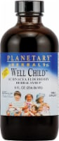 Planetary Herbals Well Child Echinacea-Elderberry Herbal Syrup