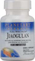 Planetary Herbals Full Spectrum™ Jiaogulan Tablets 375 mg