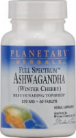 Planetary Herbals Full Spectrum™ Ashwagandha Tablets 570 mg