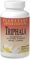 Planetary Herbals Ayurvedics® Triphala Capsules 500 mg