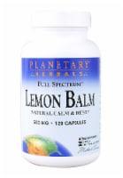 Planetary Herbals  Full Spectrum Lemon Balm Capsules 500 mg - 120 ct