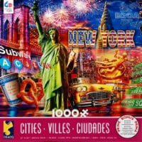 Ceaco Cities Puzzle - 1000 pc