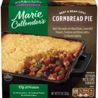 Marie Callender's Beef & Bean Chili Cornbread Pie