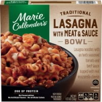 Marie Callender's Lasagna With Meat & Sauce Bowl