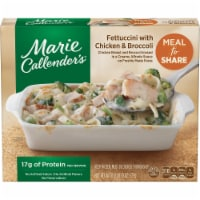 Marie Callender's Fettuccini with Chicken & Broccoli Frozen Meal - 26 oz