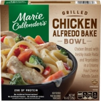 Marie Callender's Grilled Chicken Alfredo Bake Bowl