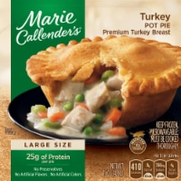 Marie Callender's Turkey Pot Pie Frozen Meal