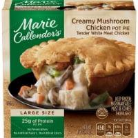 Marie Callender's Creamy Mushroom Chicken Pot Pie Frozen Meal